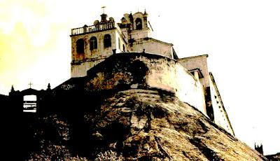 Convento da Penha. Acervo Ufes.