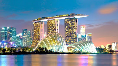 Marina Bay Sands Tempat Wisata di Singapura : tempatwisata.biz.id