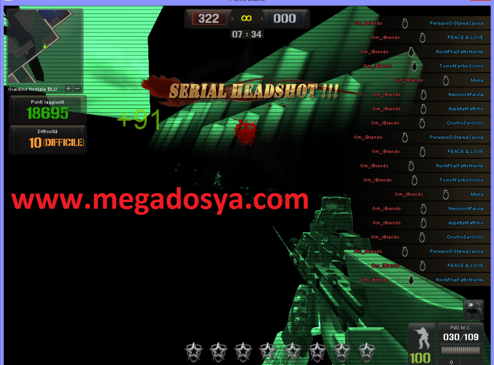 Italia Point Blank italian Multihack Hile Botu indir   Download