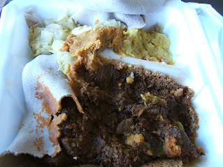 Ethiopian Food Marge Eats