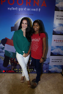 The Red Carpet Of The Special Screening Of Poorna  0054.JPG