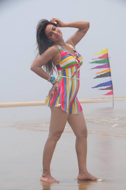Pakhi Hegde Hot Looking Photo