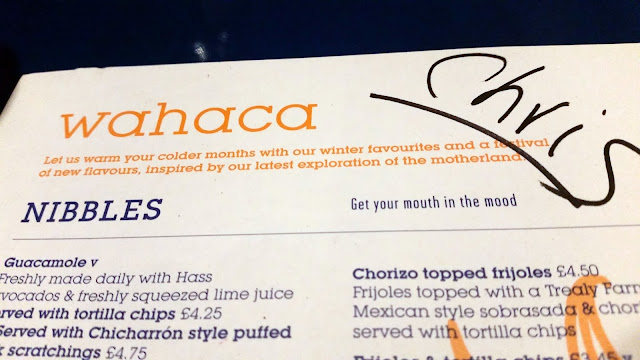 Wahaca, Liverpool One