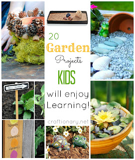 gallery of garden ideas for kids or children5