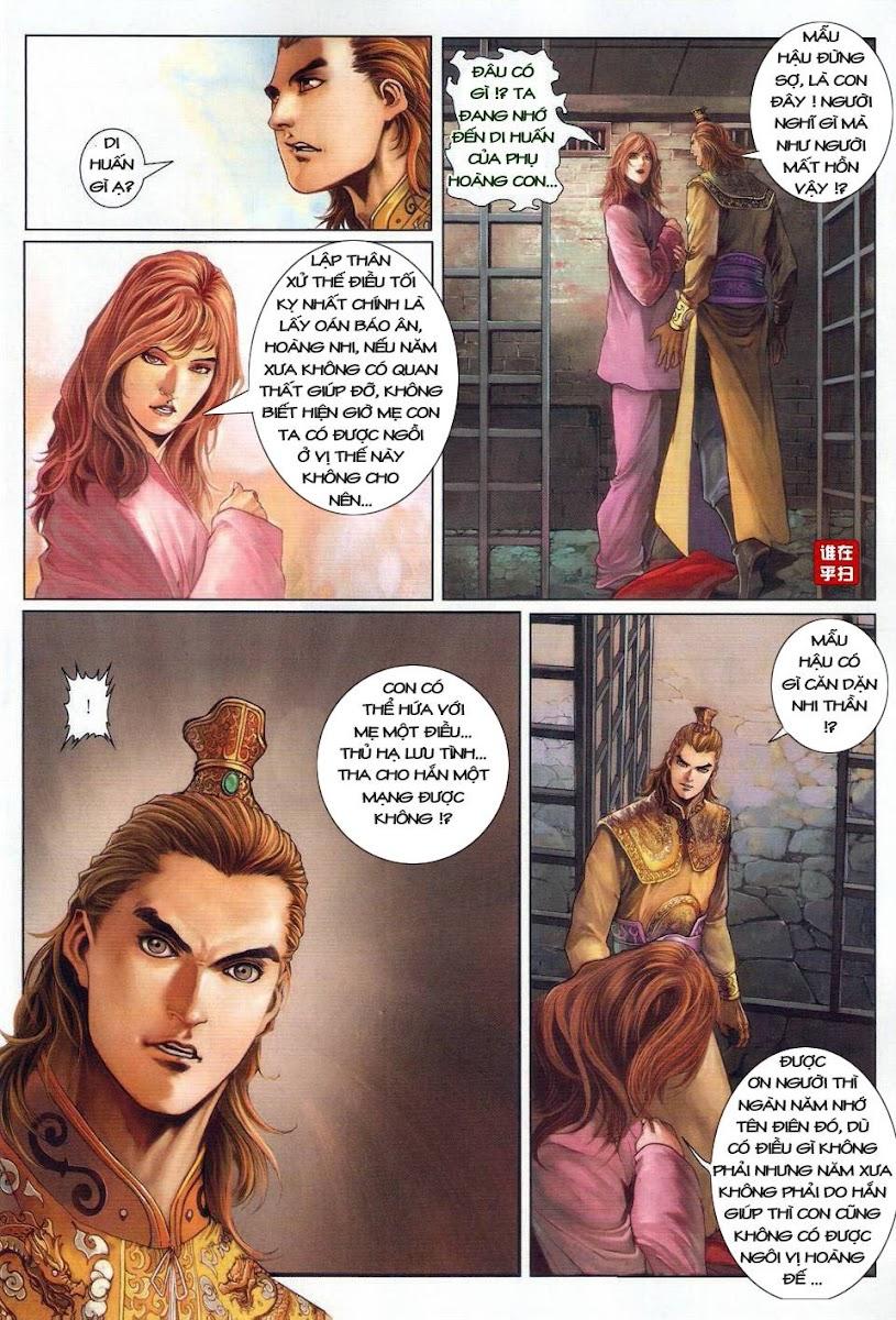 Ôn Thụy An Quần Hiệp Truyện chap 23 trang 8