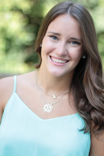 monogram necklace, cheap monogram