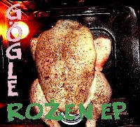 Portada del EP Rożen de Gögle (2008)