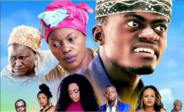 Ghanaian movie on sale for 50 pesewas