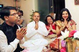 Sambhavna Seth Family Husband Son Daughter Father Mother Age Height Biography Profile Wedding Photos