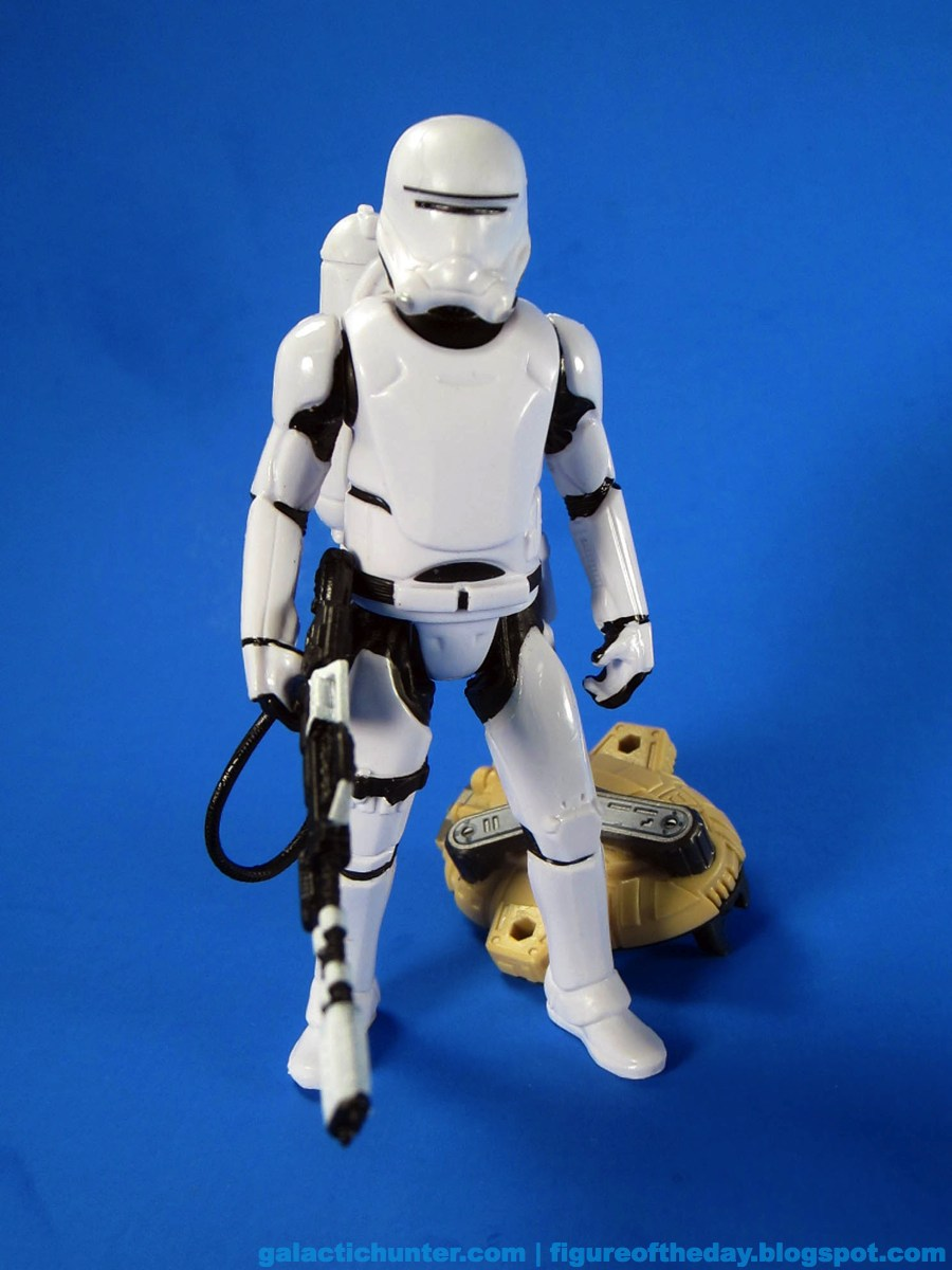 Action- & Spielfiguren Star Wars The Force Awakens Flametrooper 2015 Figure Hasbro Kenner 171