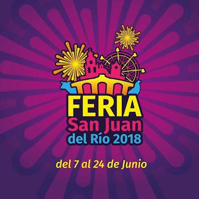 Feria San juan del Río 2018