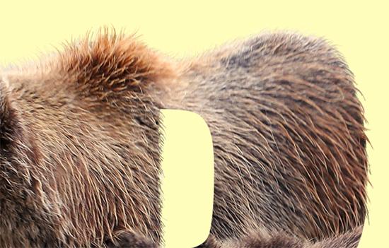 Tutorial cut out image of text di photoshop, efek foto photoshop