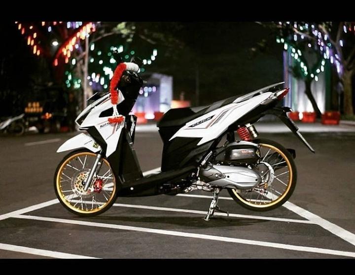Otonett Modifikasi Motor Honda Vario 150