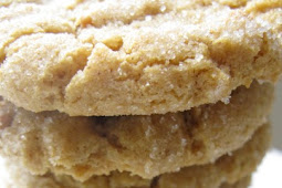 The No-Flour, No-Butter Peanut Butter Cookies
