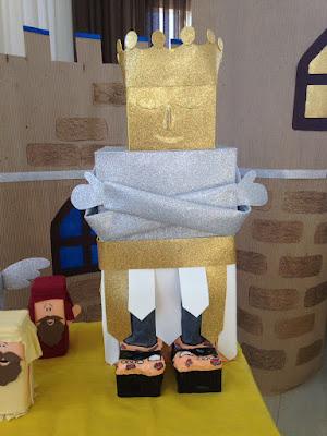 Estátua de Nabucodonosor