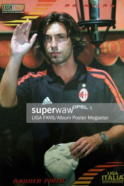 Andrea Pirlo (AC Milan)
