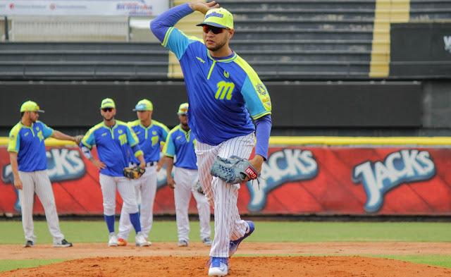 El exlanzador de Industriales ya es dueño de un récord célebre en la Liga Venezolana de Beisbol Profesional (LVBP)