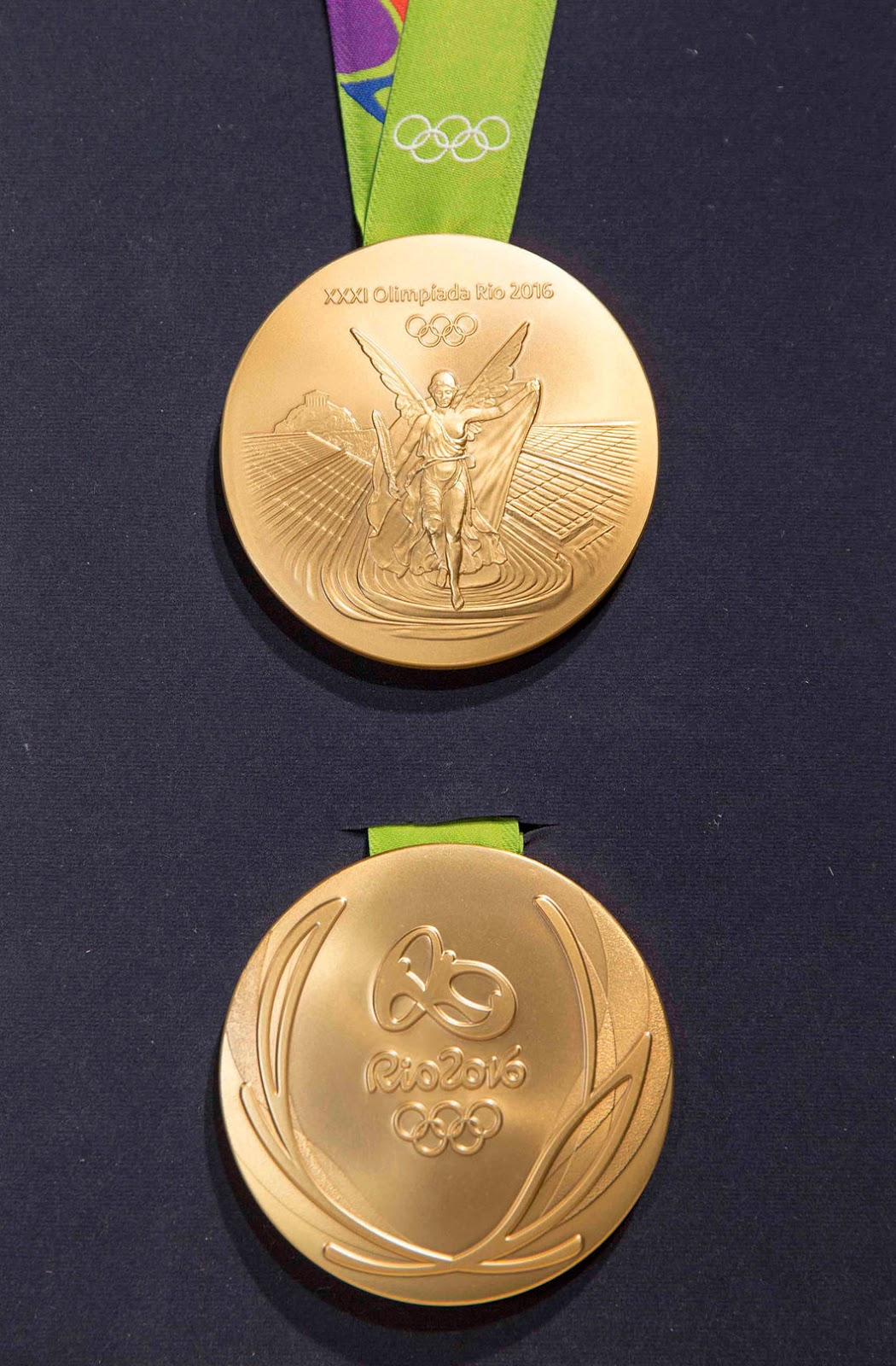 Jewelry News Network: The Rio 2016 Gold Medal Is Worth $564