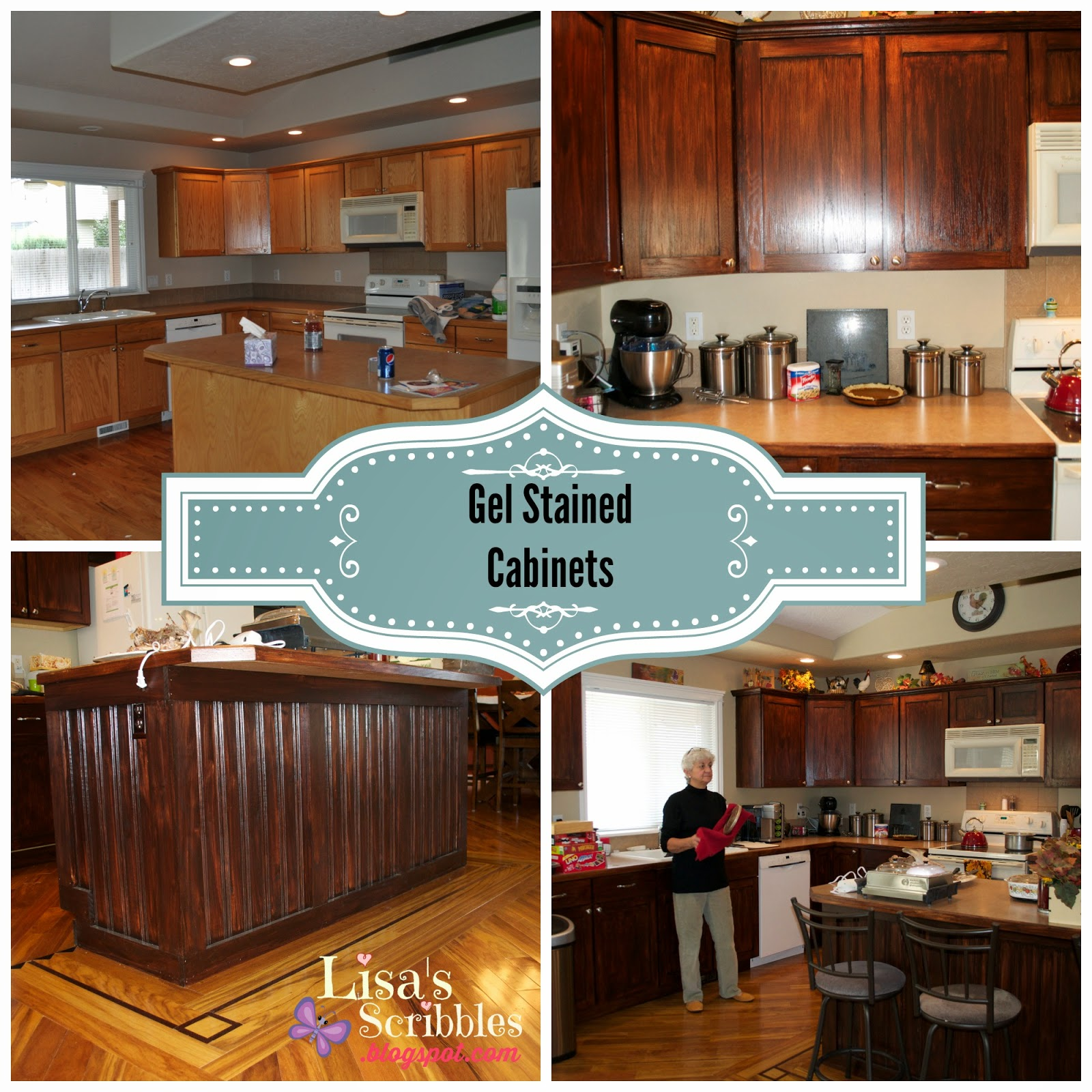 Lisa\'s Scribbles » Blog Archive » Project of the day – Staining ...