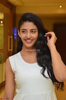 Daksha Nagarkar Cute Beauty in Sleeveless White Dress at Khwaaish Exhibition Launch 2017 ~  Exclusive 042.JPG