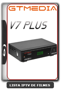 Freesat GTMedia V7 Plus Atualização Primeira Versão de Lançamento