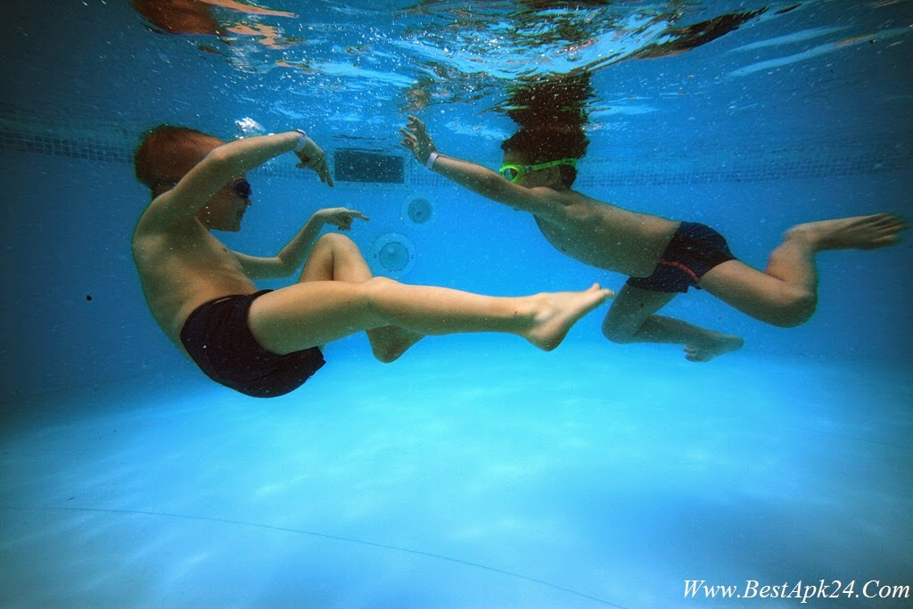 Take the pictures under water with any Smartphone