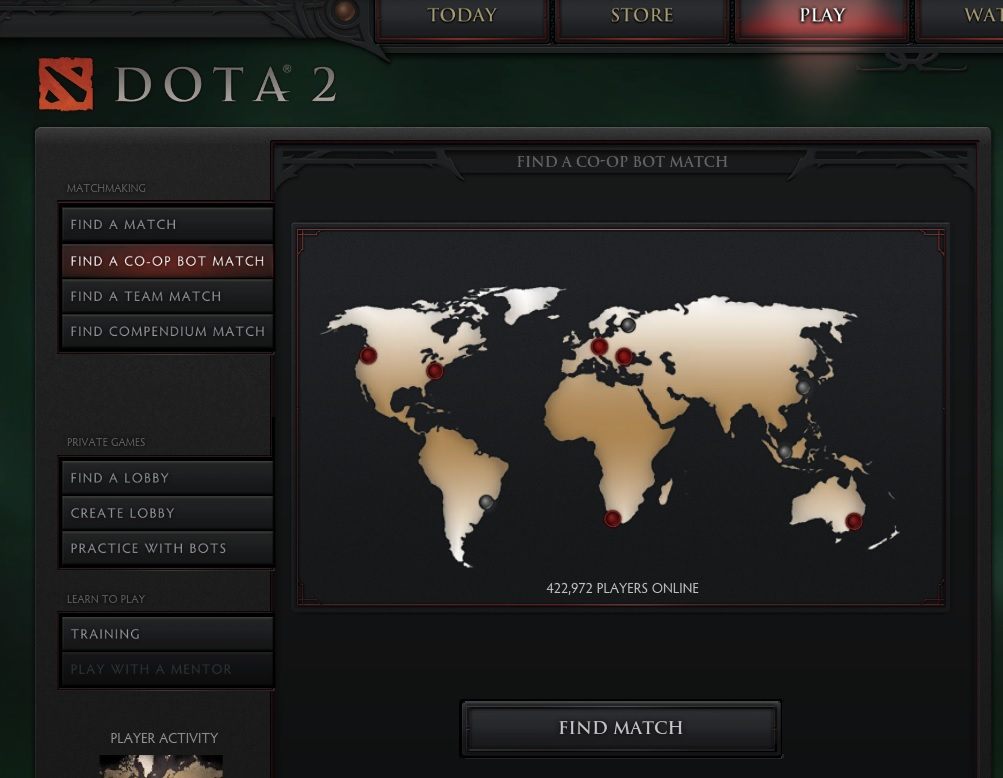 1. How does Dota 2 s matchmaking work
