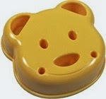 Image: DDU(TM) 1Pc DIY Bear Cookie Sandwich Toast Bread Pastry Cutter Maker Mold Mould Home Kitchen Tool