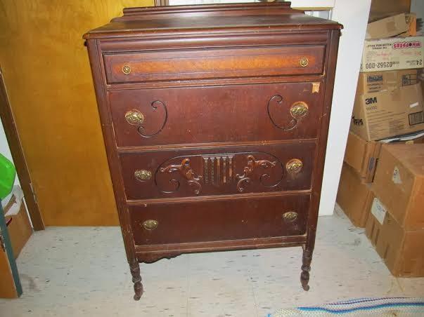 Restoration News: 4 Poster Antique Bedroom Set