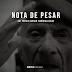 NOTA DE PESAR - Sgt PM Ref Gerson Pionório Freire