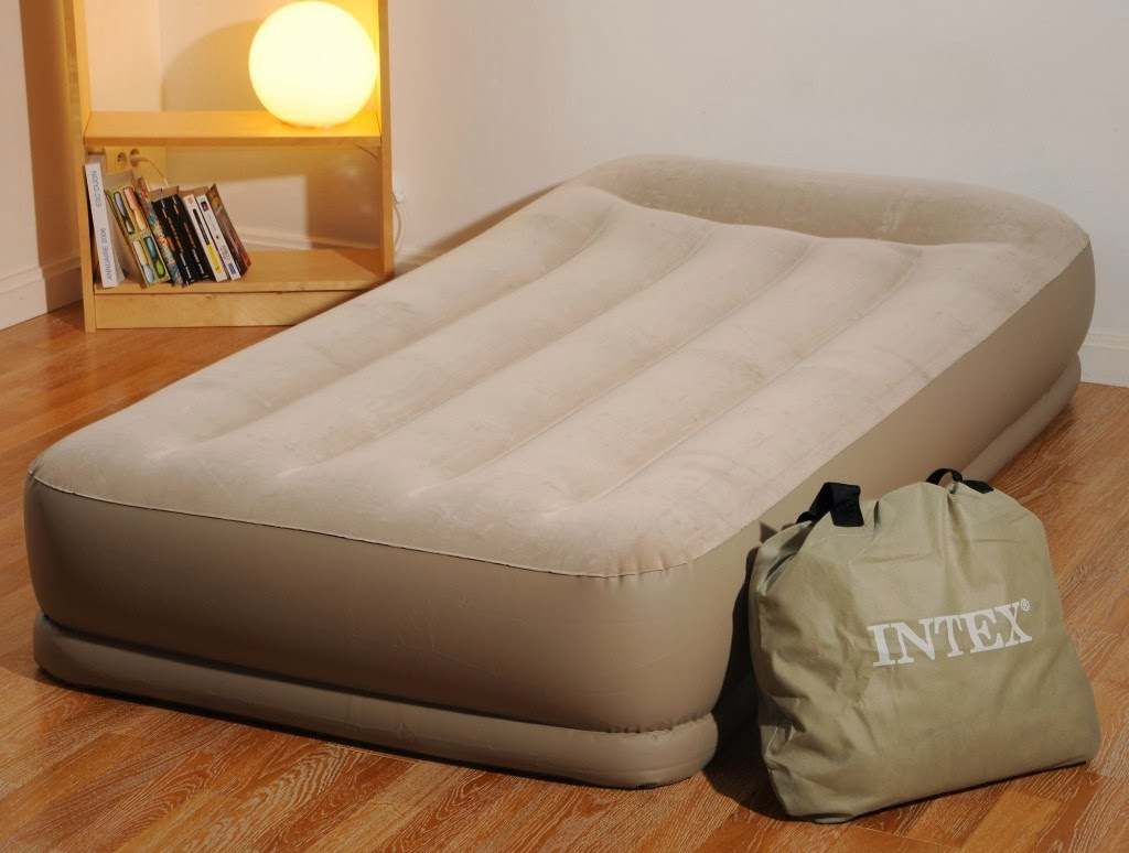 lifestyle lifestyle matelas gonflable. Black Bedroom Furniture Sets. Home Design Ideas
