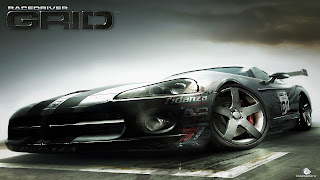 Race Driver: Grid Cover Wallpaper