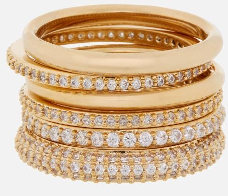 Henri Stack Ring Set