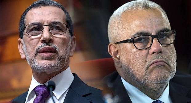 بنكيران يقول للعثماني: الا خرجتي دابا من الحكومة غاتخرج براسك مرفوع (فيديو)