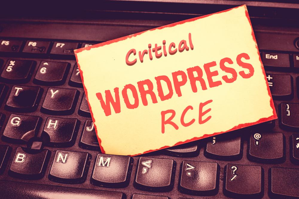 Critical RCE Flaw in WordPress that Remain Unpatched for 6 Years