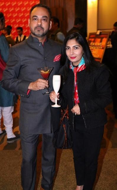 Maneesh Baheti, Ruchita Sharma