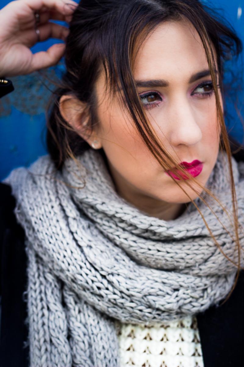 grey scarff