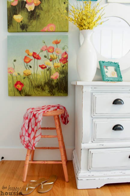 10 COLORFUL Before and After Features, Bedroom Makeover + Paint Tips