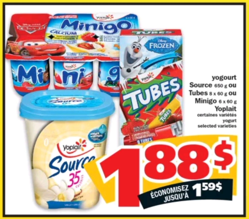 graphic about Yoplait Printable Coupon identified as Yoplait tubes coupon codes / Aop homeschooling coupon code