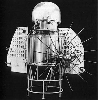 Probe Venera (1961-1984)