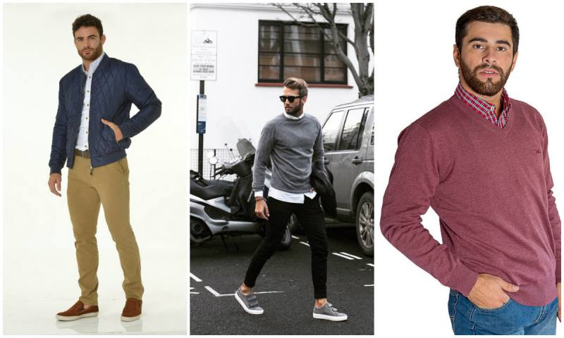 Classic and modern styles for cold season