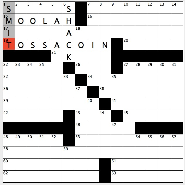 Saturday October 8 2016  sc 1 st  Rex Parker - blogger & Rex Parker Does the NYT Crossword Puzzle: Onetime Fandango ... 25forcollege.com