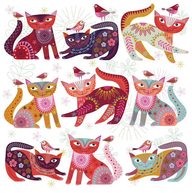 MULTI CAT Card for The Art Group