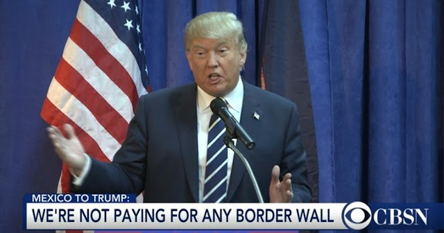 US Will Build A Wall And Mexico Will Pay, Reiterates Donald Trump