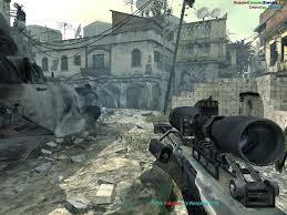 Call of Duty 4 Modern Warfare PC Game