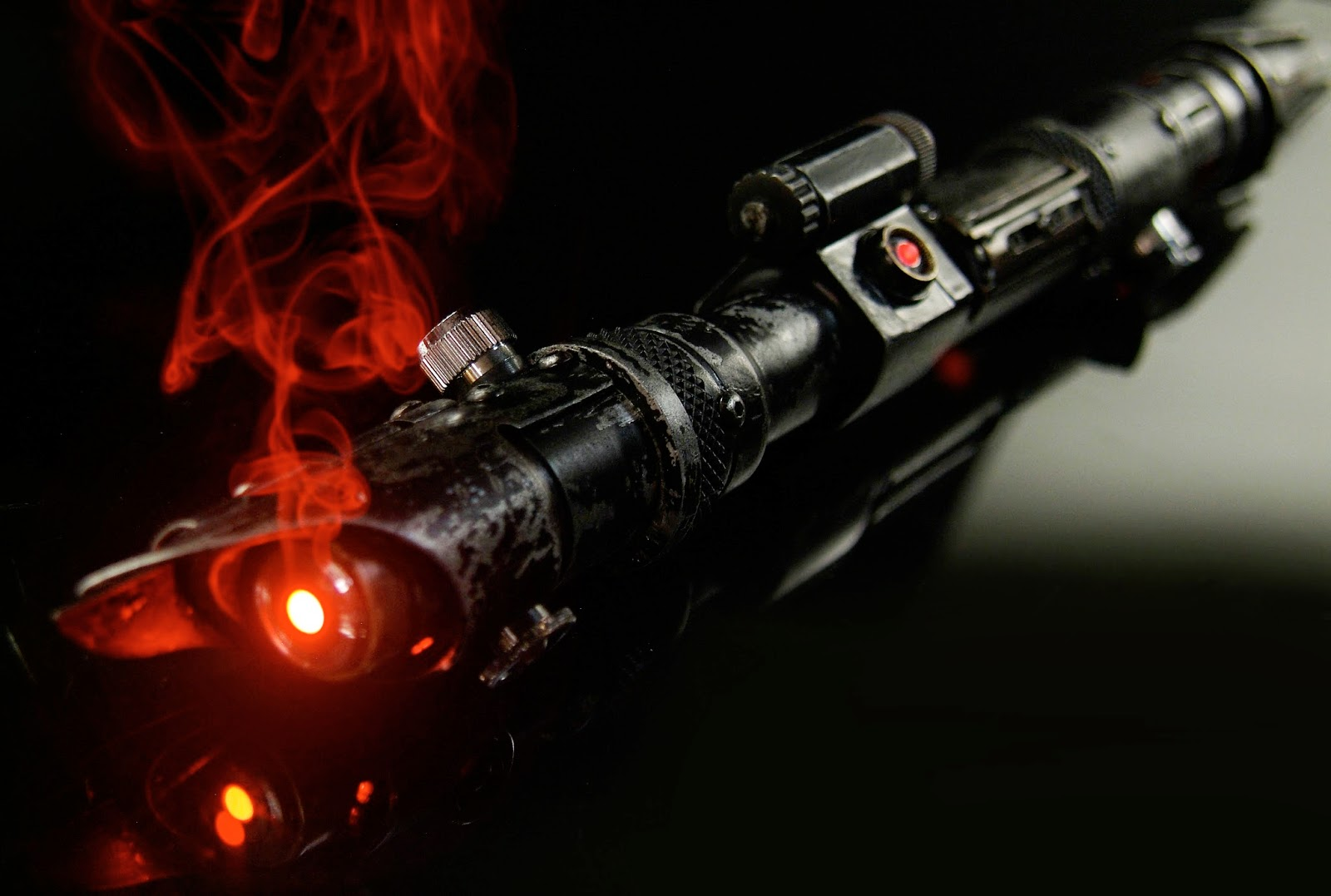 Ro Lightsabers The Sith Warrior Lightsaber