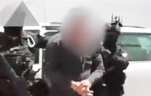 """VIDEO; Detienen a """"El Chango"""" líder del Cártel de Sinaloa en Nogales, Sonora"""