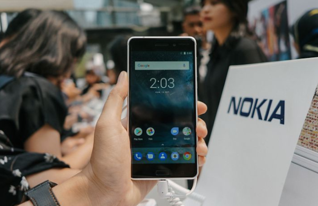 Nokia Mulai Menanjak di Pasar Smartphone
