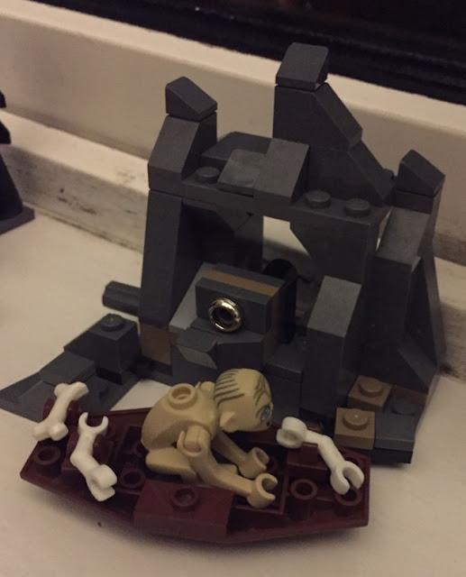 Lego Hobbit Gollum