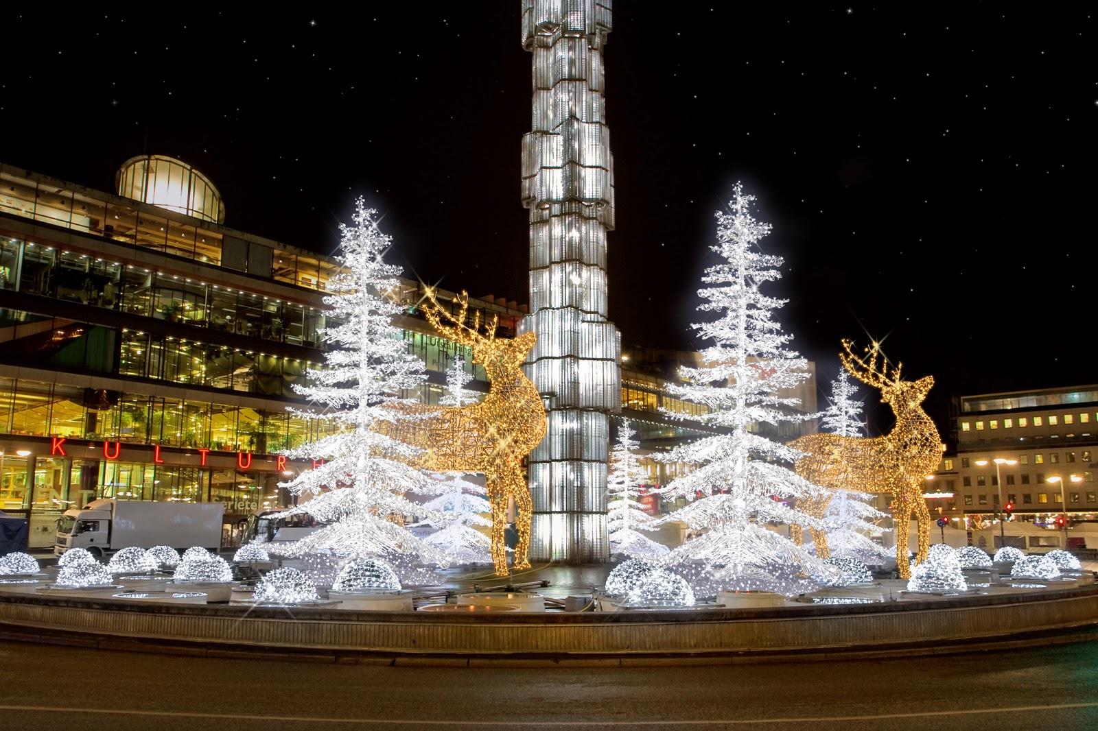 Big Christmas Tree Decorations